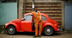 In Ethiopia, the VW Beetle lives on